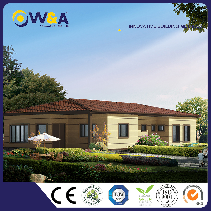 (WAS3501-150M)Prefabricated Luxury Concrete Houses wholesale for Sale