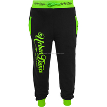 cotton fleece men wholesale sweat pants/men's tracksuit bottoms/custom jogging sweatpants