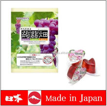 Flavorful and Popular konjac Konnyaku-batake Jelly made in Japan