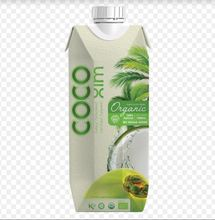 Tetra Pack Organic 100% Pure Coconut Water - COCOXIM 1000ml