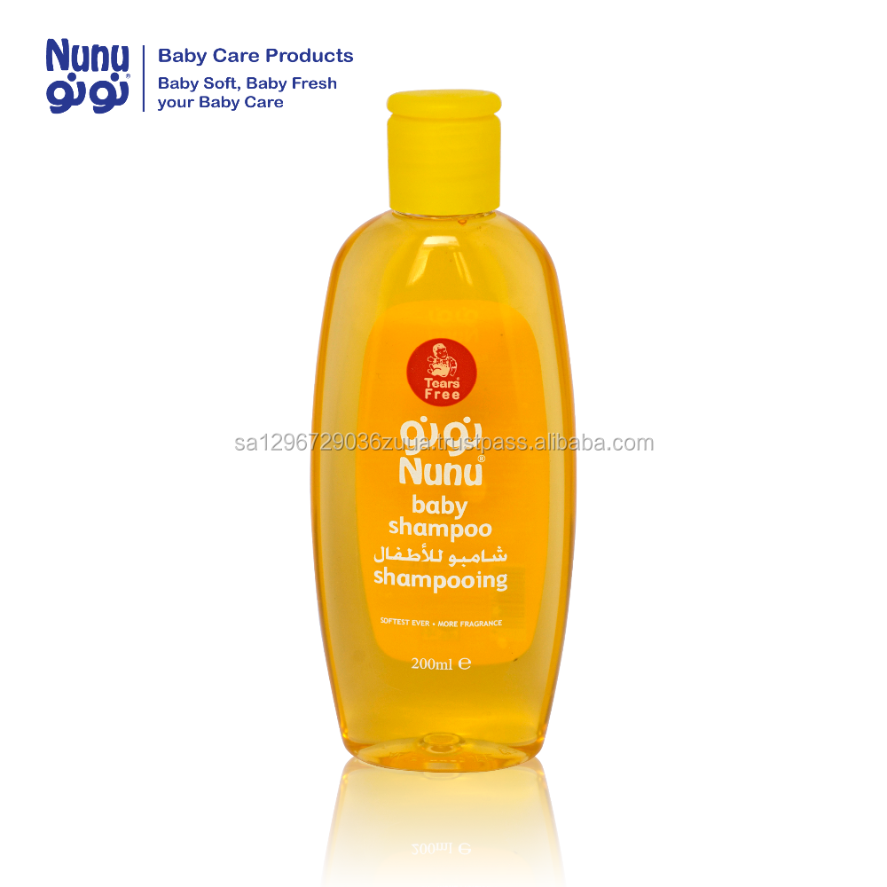 Wholesale Natural Gentle Baby Care Products Baby Tears Free Mild Shampoo Brands