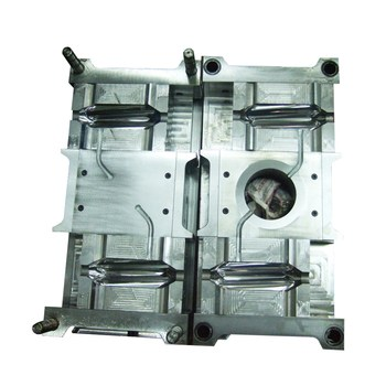 Two color shape mode figure pattern matrix iron mould mold maker