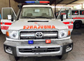 TOYOTA LAND CRUISER AMBULANCE VDJ 78 2017