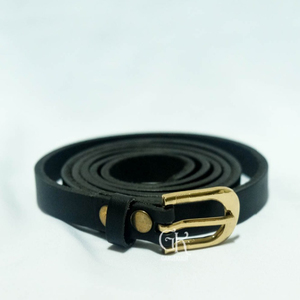 100% Genuine Leather Women Belt