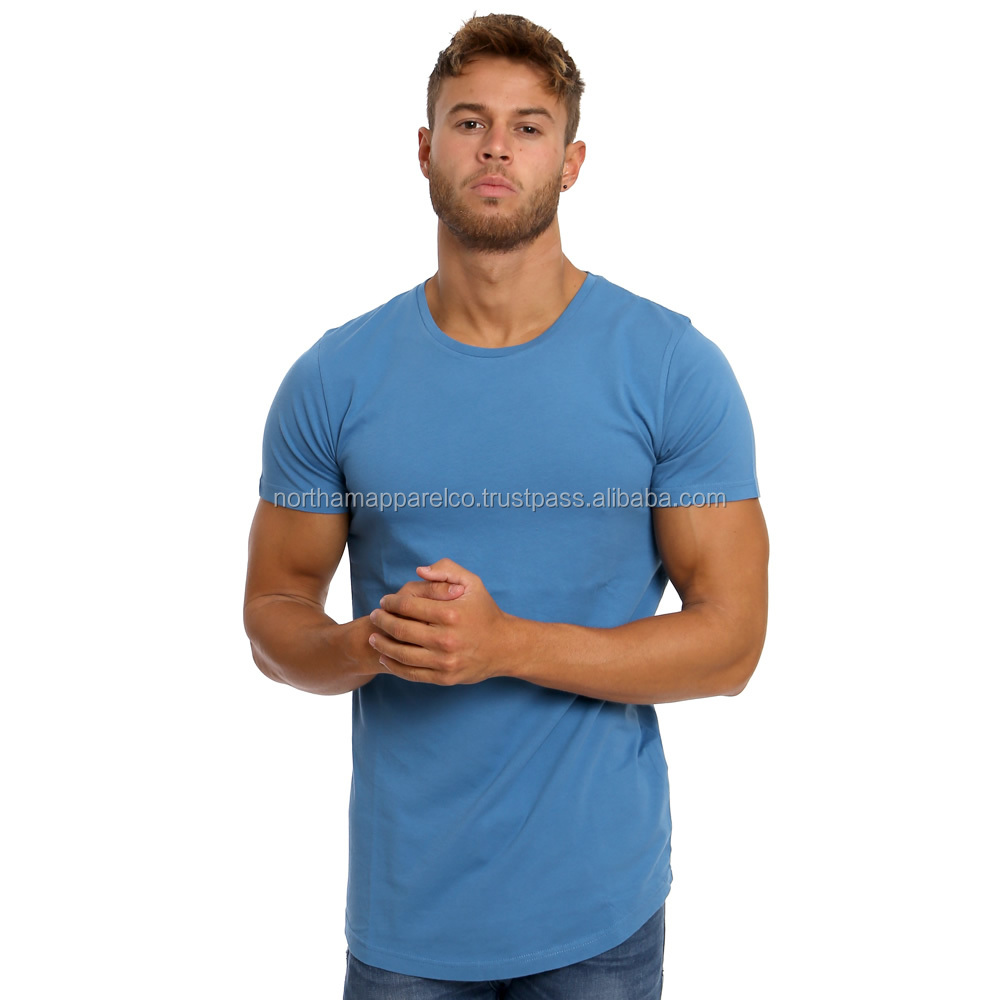2018 Summer Hot Sale Custom Sports Fitness Gym Wear Mens T Shirts