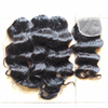 Dropshipping 3 Bundles Remy Hair Raw Cuticle Aligned Free Hair Weave with Lace Frontal