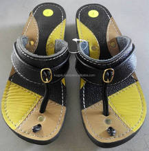 Sandal from pure leather Handmade Malaysian traditional Quality