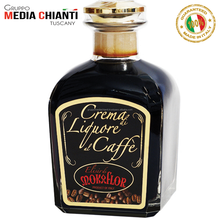 High quality COFFEE CREAM LIQUEUR 500 ml made in italy