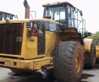 Used CAT 980G Wheel Loader,Used Caterpillar 980G best Quality Good Price for sale