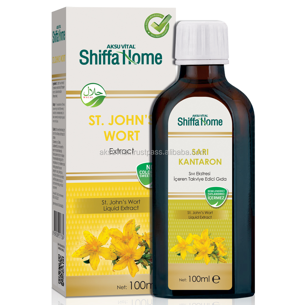 Absolute Extracts St Johns Wort Extract Hypericum Perforatum Powder Extract for Improving Sleeping ...