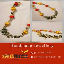 High Fashionable Hand Made Jewellery for all types of Occasions Made