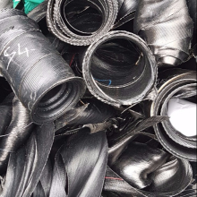 Steel Friction Cord Rubber Scrap