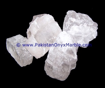 NATURAL STONE HIMALAYAN WHITE CRYSTAL SALT CHUNKS