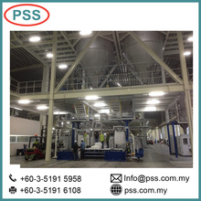 PSS 1 Ton - High Quality FIBC Bagging in Box Filling Machine