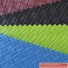 New design durable PVC synthetic artificial leather for sofa car seat cover shoes upholstery