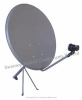 60cm fold ku band satellite dish antenna/offset antenna dish/TV receiver