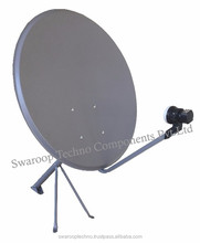 60cm fold ku band satellite dish antenna/offset antenna dish/TV receiver