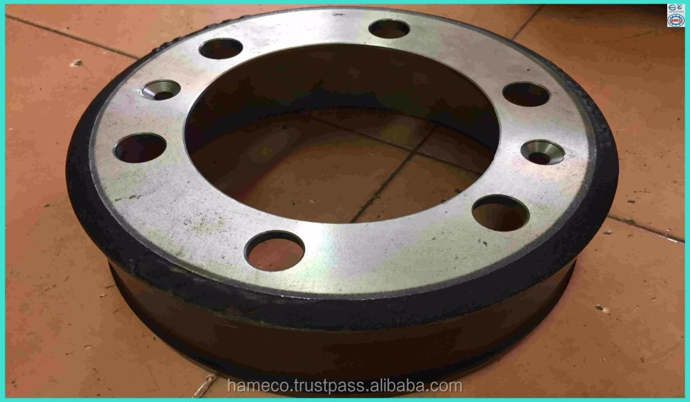 HAMECO - Vietnam TOP 1 Mechanical Company- Competitive price - Automobile brake caps - Iron Casting22061731
