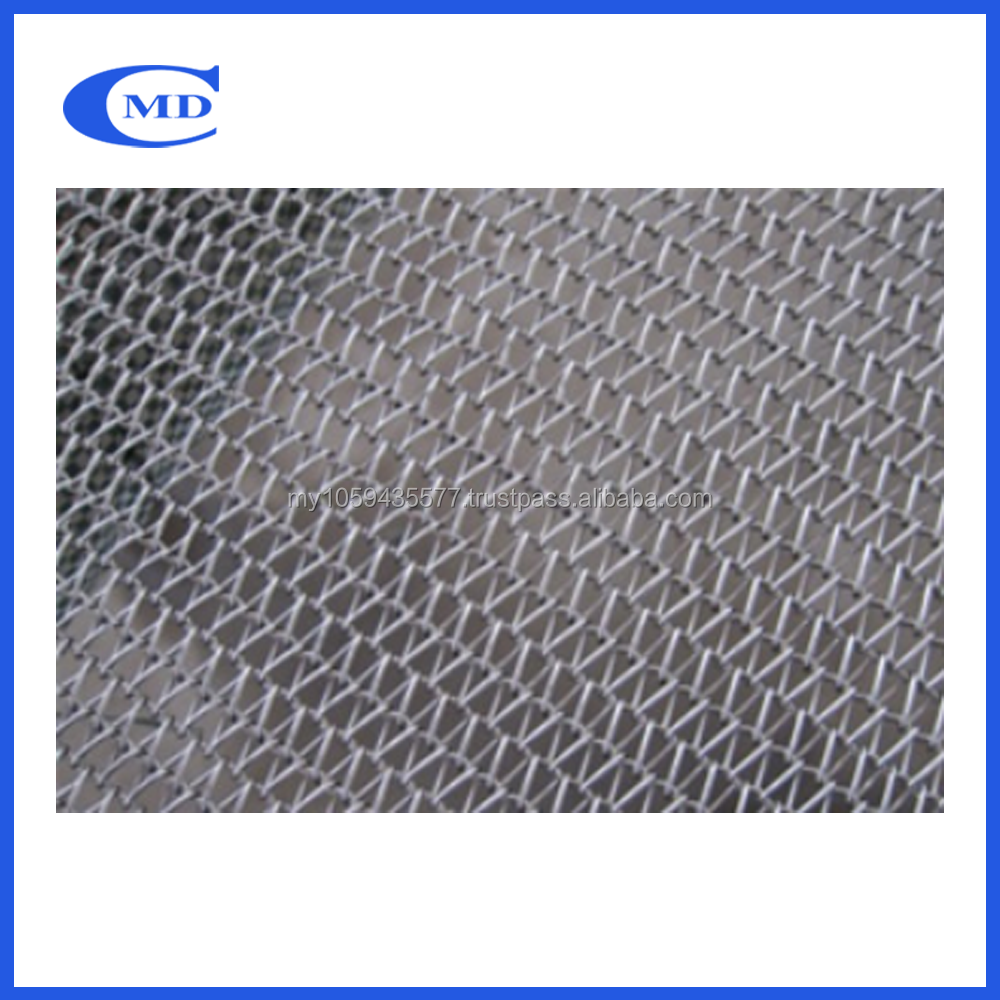 Steel Wire mesh belting (tailor-made) electrical wire