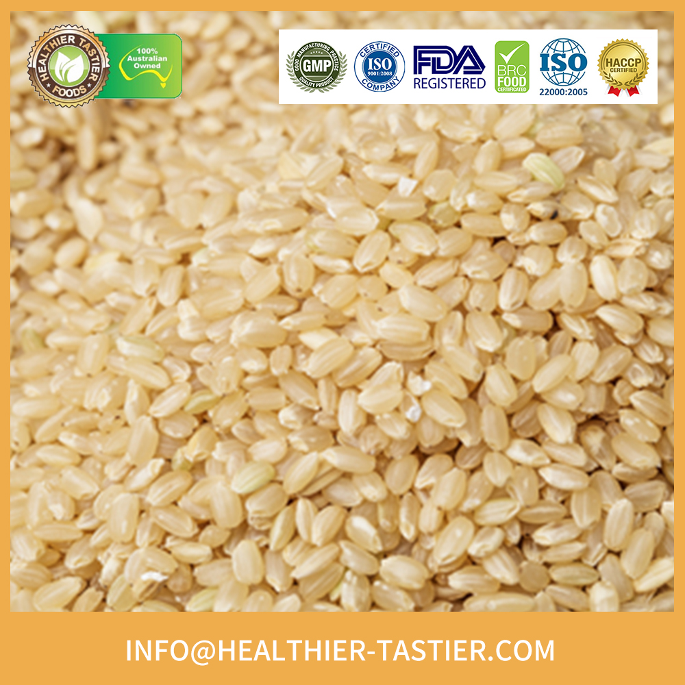 dried pure nature best sale price per ton of rice with high quality