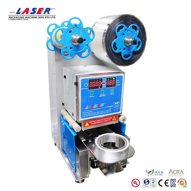 HOT LS-999S High Quality Cup Sealing Machine