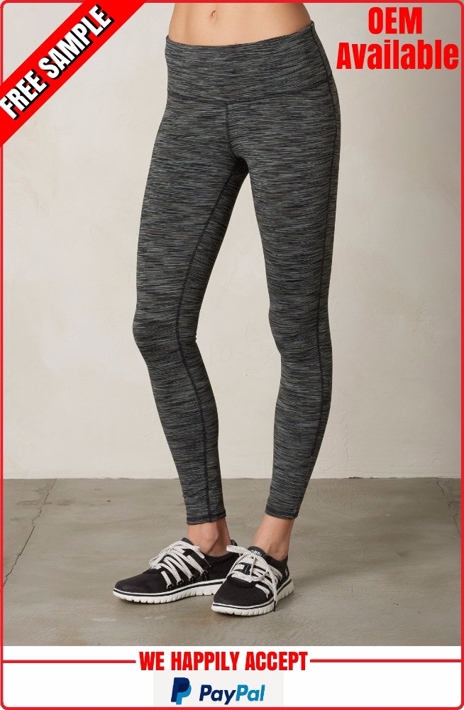High quality yoga exercise leggings for women