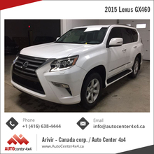 Used 2015 Lexus GX 460 for Sale