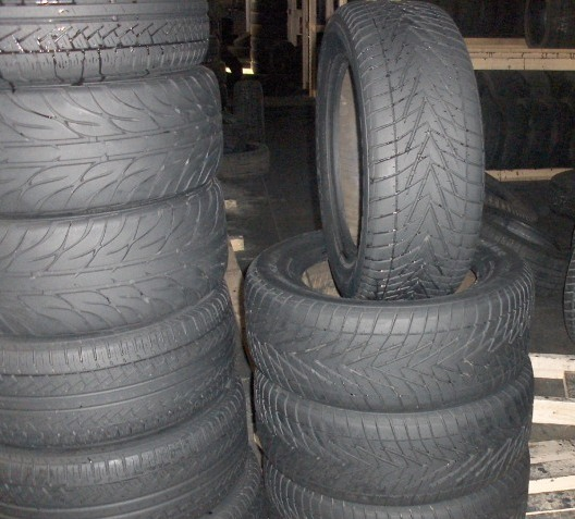 Grade A Used Tires for Summer and upcoming winter