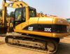 International Certificated Caterpillar Used Excavator 320C at low price, All Series Cat Hydraulic Digger for hot sale