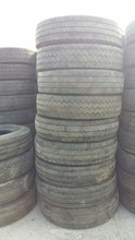 used korea truck tire. 11R22.5/ 12R22.5