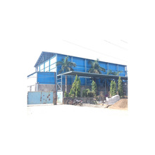 High quality prefabricated workshop metal industrial steel structure buildings low cost prefab cold storage warehouse