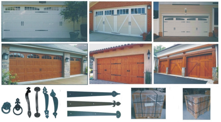 Traditional Garage Door Hardware Kit