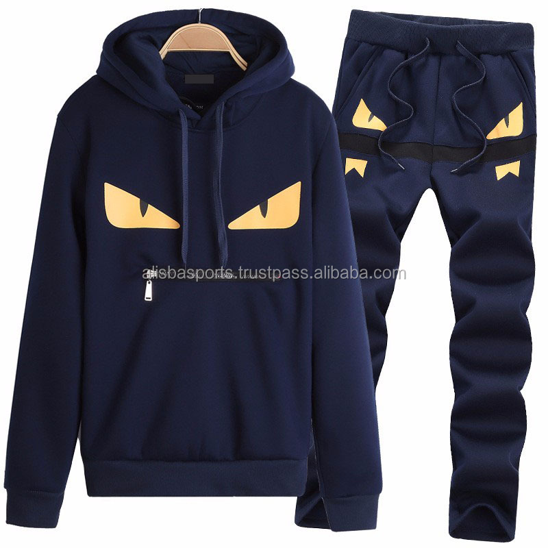 2017 Brand Tracksuit for Men's Hoodies And Sweatshirts Brand Clothing Men's Tracksuits Jackets Sportswear Sets Suits hombre