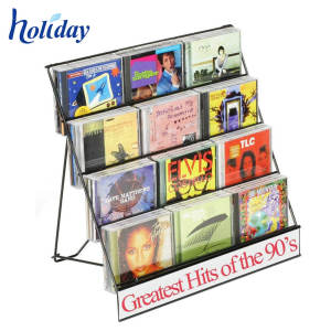 Greeting Card Rack Display, DVD CD Display Rack