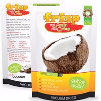 Crispy Natural Fruit Gluten Free Organic