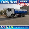 Used 25CBM Tank Truck 6X4 Sinotruk Howo Water Truck for sale