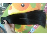Super Double Drawn Silky Straight Hair