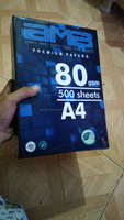 A4 Branded Copy Paper 80 Gsm