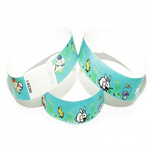 PP Synthetic recycled paper for wristband