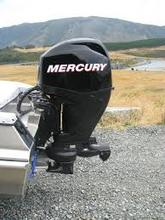 FREE SHIPPING FOR USED Mercury 40HP Jet Outboard Motor Jet Four Stroke