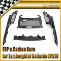 For Lamborghini Gallardo LP570-42011 Carbon Fiber Engine Coverkits