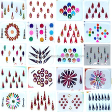 Fashionable Decorative Forehead sticker Bindi
