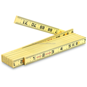 Top Selling 2 Meters Carpetner Foldable Ruler, Cheap School Wooden Ruler