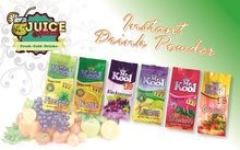 Flavored Instant Drink Powder