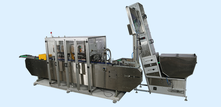 Cap top face mechanical pad printing machine - Fully Automatic