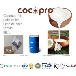 Aseptic Coconut Milk