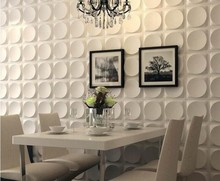 decoration living room or bedroom or bathroom use 3d wall panels