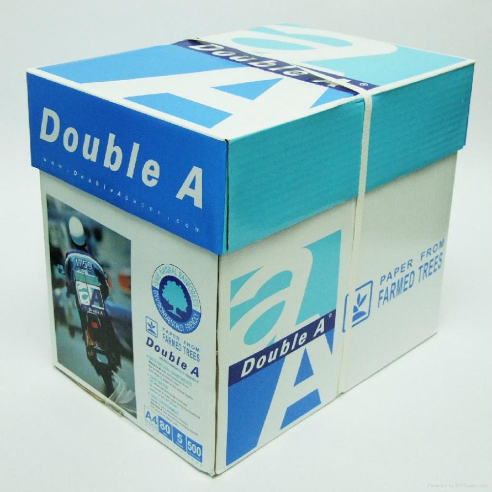 DOUBLE A4 COPY PAPERS , 80, 75.70GSM BEST PRICE/ 210mm x 297mm, international size A4.