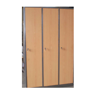 Modern Design 3 Compartments Metal Cabinet For Office Storage Cabinet Malaysia