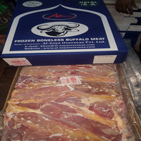 ShinShank and Kasila Halal Frozen Boneless Buffalo Meat for Sales